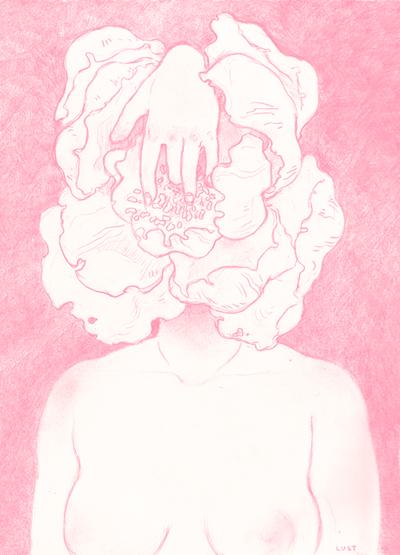 kukkapääppink